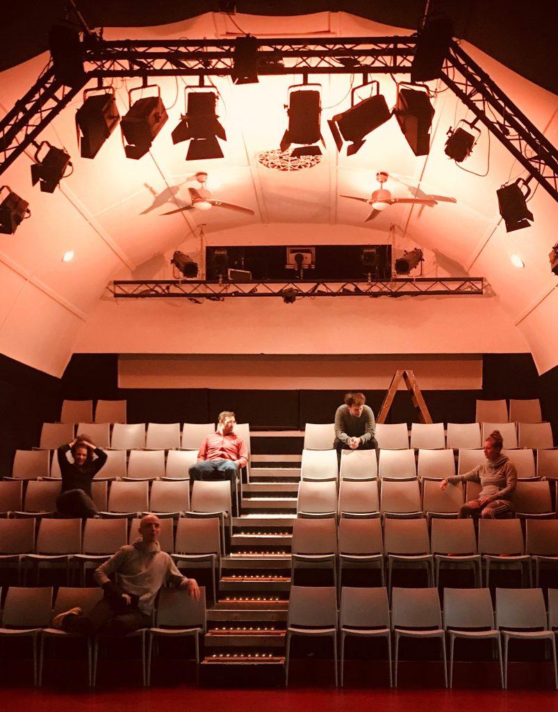 Kooperationen mit Schulen im Schnürschuh Theater in der Bremer Neustadt.